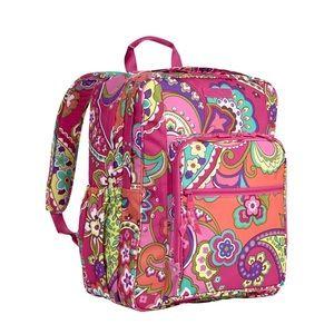 Vera Bradley Lighten Up Backpack NWOT
